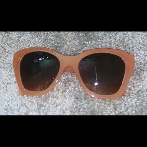 Accessories - Forever21 pink sunglasses